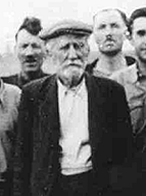 Pierre Bellanger au camps de Voves en 1943.